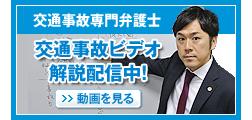 交通事故ビデオ解説配信中!