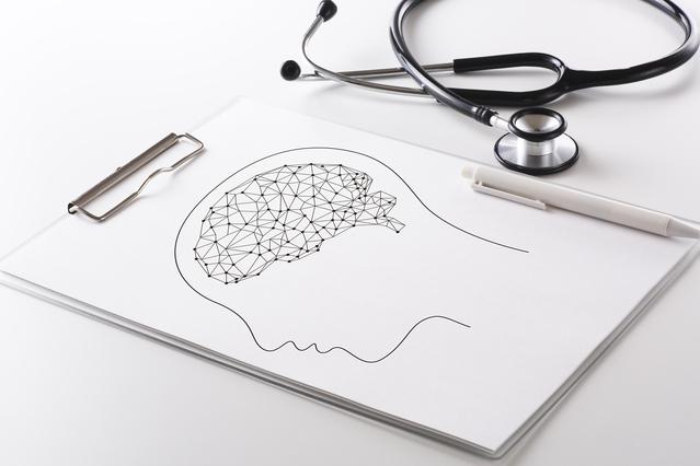 高次脳機能障害のイメージ
