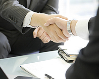 交渉のイメージ